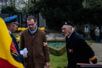 Président et Echevin des anciens Combattants